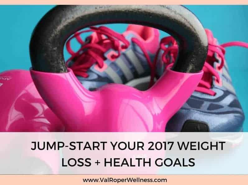 Jump-start your 2017 weight loss + health goals