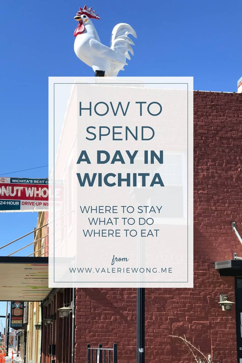 How to Spend a Day in Wichita: A Travel Guide via @valeriewonglifecoach