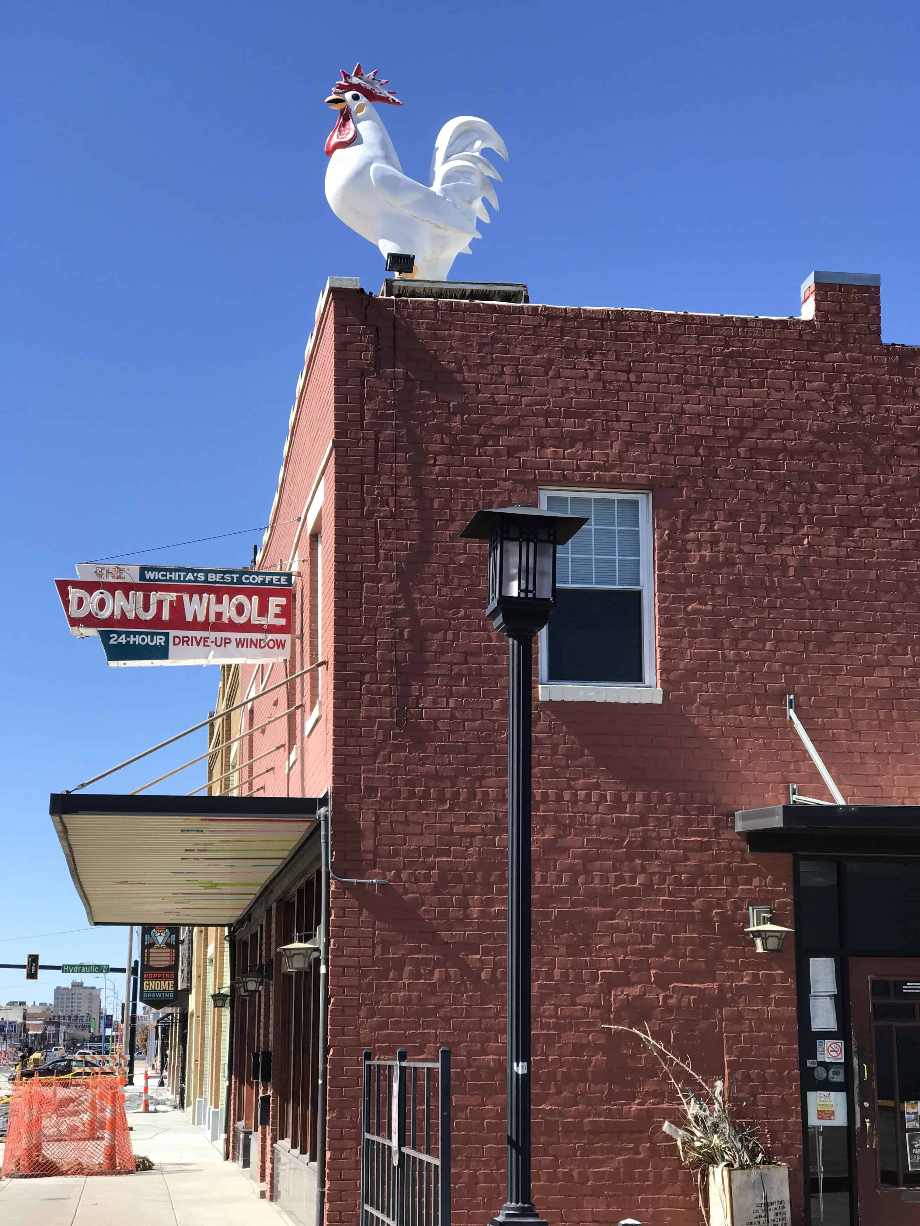 How to spend a day in wichita. A review of The Donut Whole in Wichita, Kansas