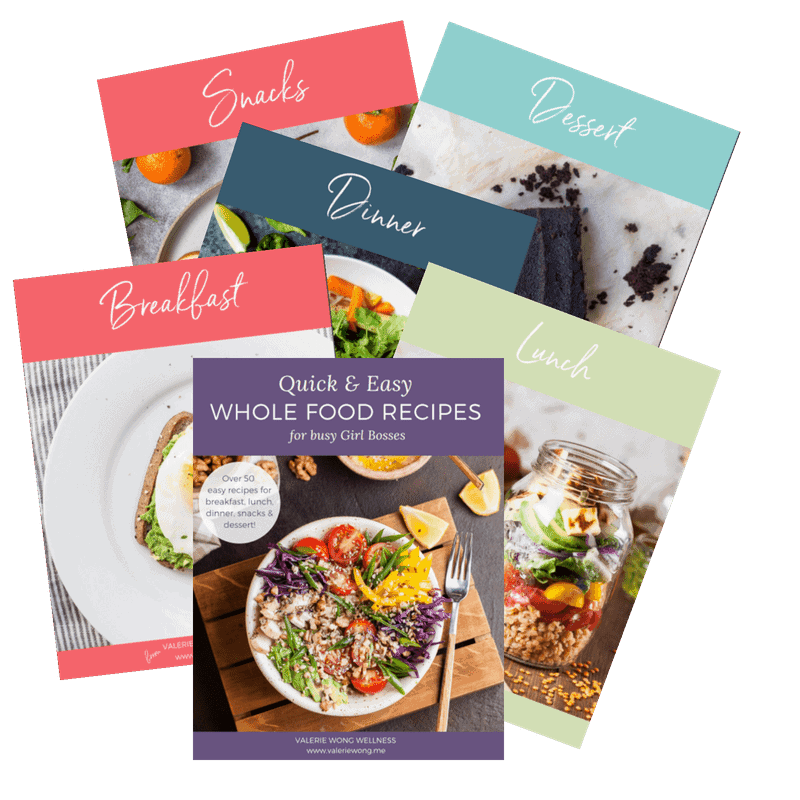 Freebie whole foods recipe book valerie wong wellness enter your info below to get your recipe book right away forumfinder Gallery