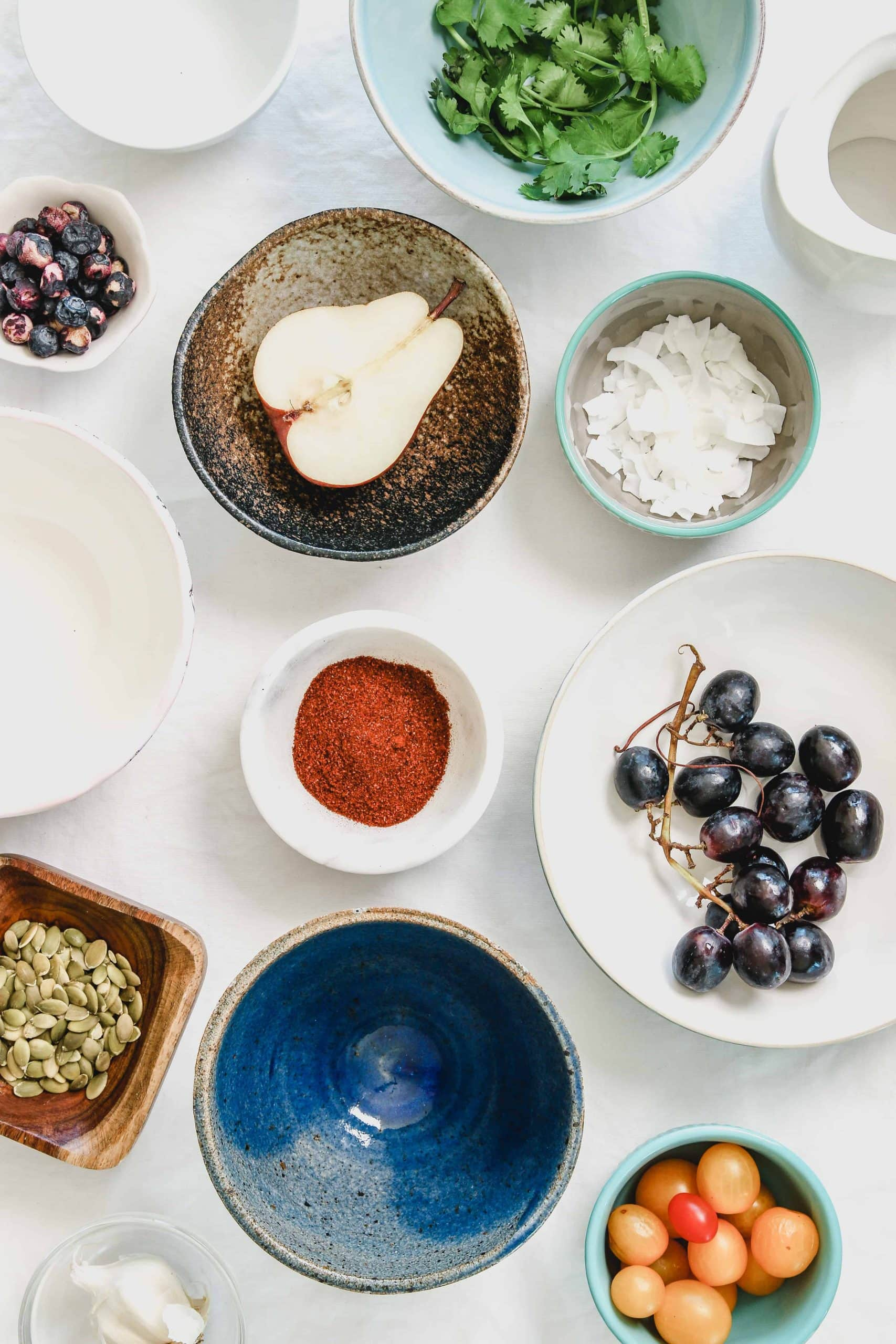 fruit in bowls - healthy food swaps