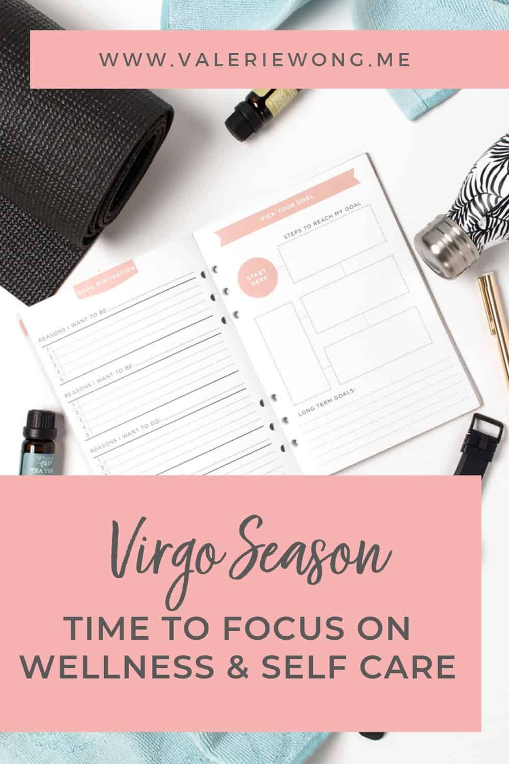 Learn how the combined energies of Virgo Season and Summer can help you start healthy habits and revamp your wellness routine.