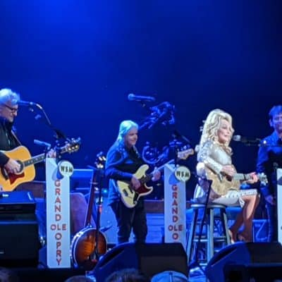 Lessons I've learned from Dolly Parton (and the value in having role models from afar)