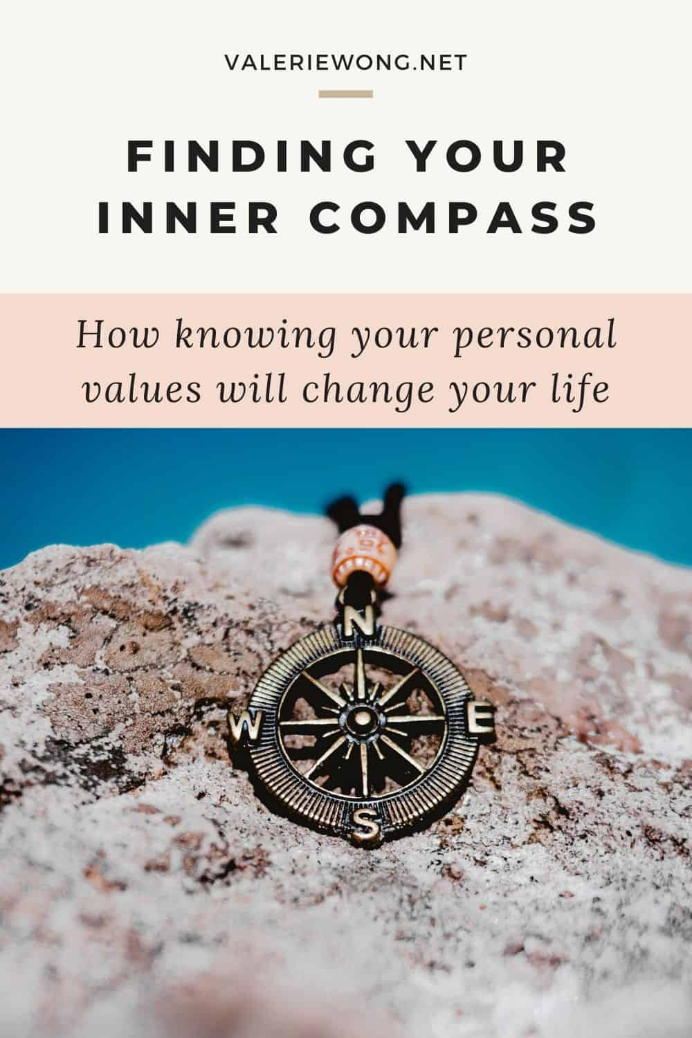 How to Find Your Core Values | Core values are the personal values you hold most sacred, and knowing them is a game changer! If you've ever felt unclear about your life direction, you probably aren't living in alignment with your values - you might not even know them. Finding your core values is key for intentional living & creating a fulfilling life. Read the post + download the FREE WORKBOOK (with values list) to get clear on your values & start living your best life! | ValerieWong.net via @valeriewonglifecoach