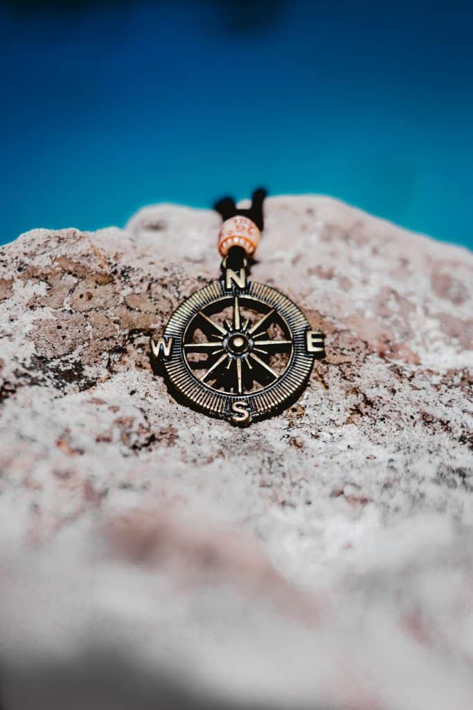 Finding Your Inner Compass — How personal guiding values will change your life